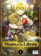 Magus of the library, tome 1